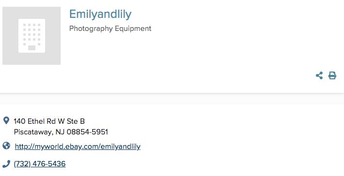 emilyandlily bbb address