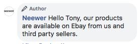 neewer on ebay