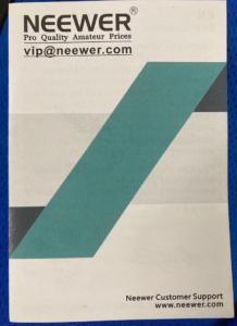 neewer customer service