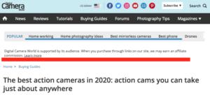 amazon affiliates disclosure statement