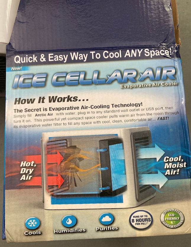 portable air conditioner review
