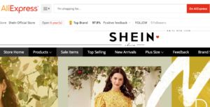 shein aliexpress scams