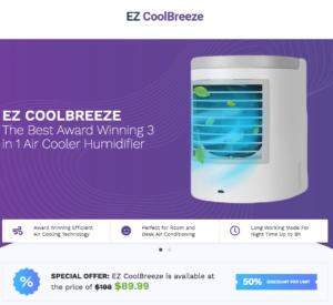 ez cool breeze scam