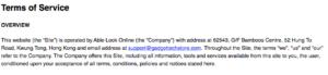 gadgettechstore.com scam