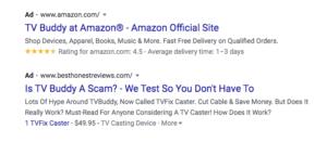 amazon scams bad company