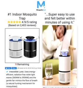 mosquito scat scam