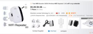 alibaba wifi extenders