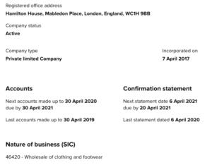 marul company limited locobb scam