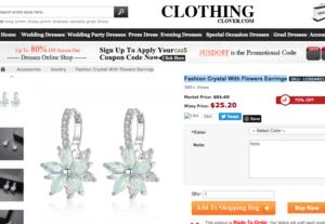 alibaba clothing clover scam